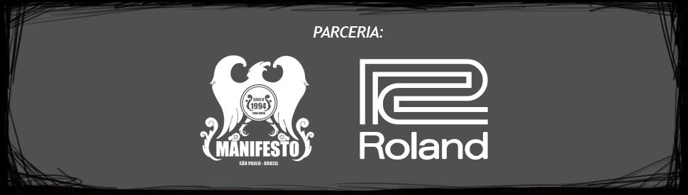Parceria: Manifesto Bar e Roland Brasilir